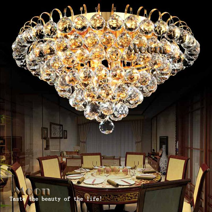 Free Shipping Modern Crystal Ceiling Light Crystal