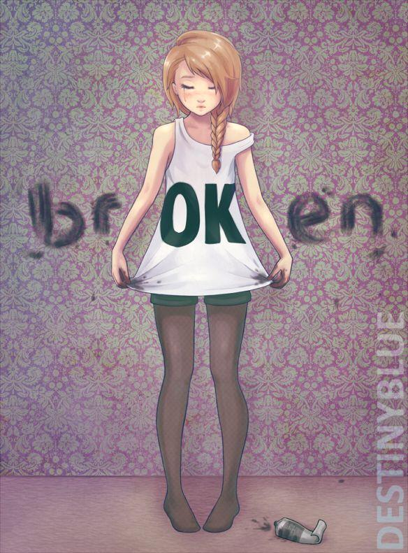 ~•She's brOKen•~