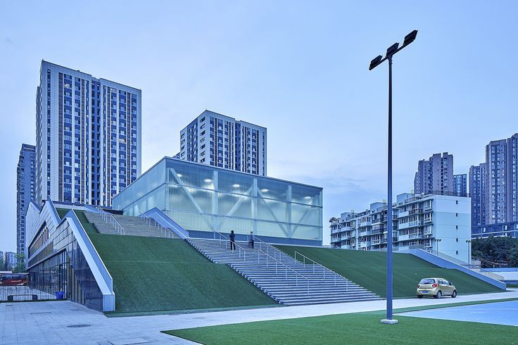 Gallery - San Wayao Community Sports Center / CSWADI - 6