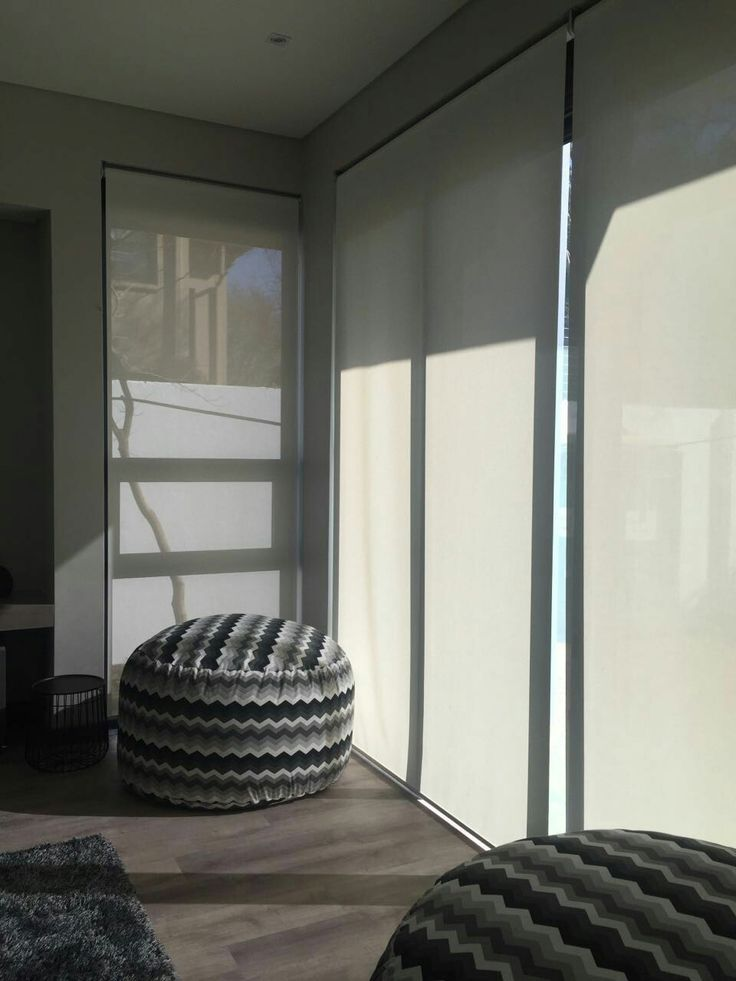 Roller Screen Blinds Allow light in and control privacy