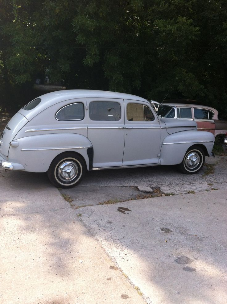39 48 ford 4 door sedan ford 1941 1948 pinterest for 1941 ford 4 door