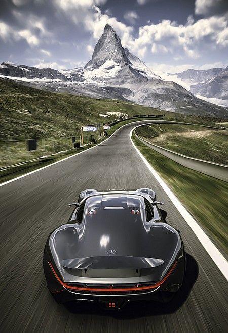 Mercedes Vision AMG GT Gran Turismo 6