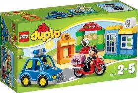 Lego Duplo My First Police 10532