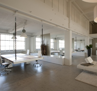 Nice: flexible office space for rent on Strijp-S