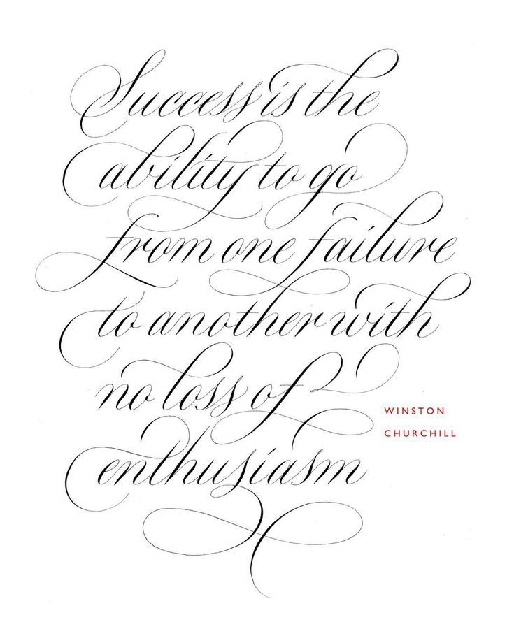 137 best Calligraphy images on Pinterest   Penmanship, Hand type and ...