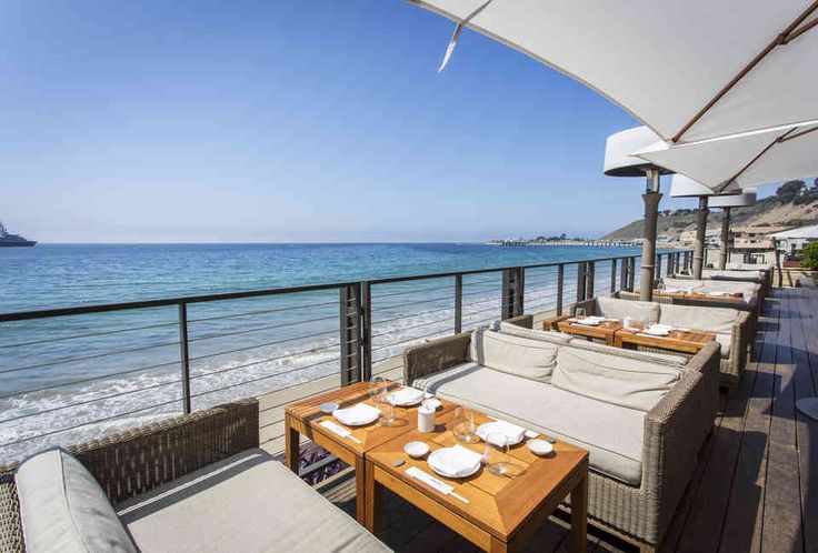 GoAltaCA | Most Scenic Views in L.A. | Nobu, Malibu