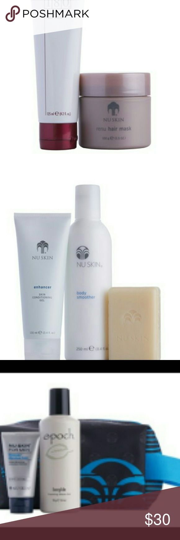 Facial Products We have facial mask, shaving kit, men gifts for Father's Day 28.00-38.00 Nu Skin  Other