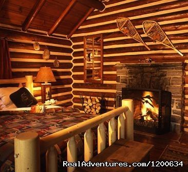 SlideShow Storm Mountain Lodge and Cabins, Banff, Alberta Hotels & Resorts - RealAdventures