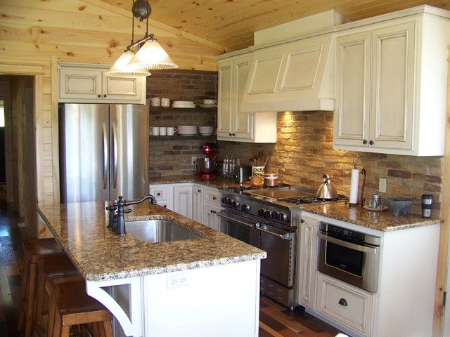 best 25 small country kitchens ideas on