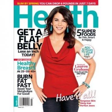 Health Magazine (1-year auto-renewal).$5