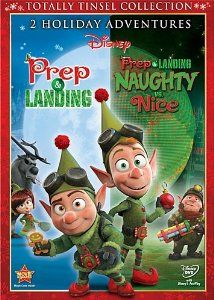 Love Prep and Landing! Amazon.com: Prep & Landing: Totally Tinsel Collection: Dave Foley, Derek Richardson, Sarah Chalke, Rob Riggle, Kevin Deters, Stevie Wermers, Robert L. Baird, Daniel Gerson: Movies & TV