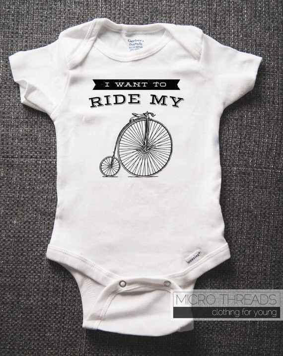 Queen Ride My Bicycle - Rock Music - Baby One-piece Bodysuit
