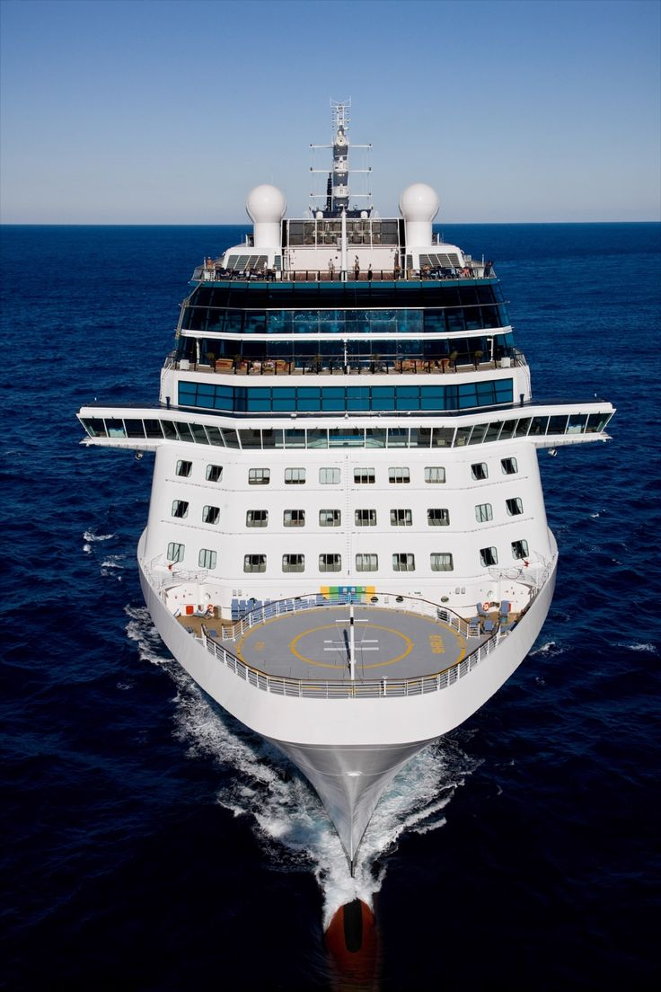 Cruising the luxury Celebrity SOLSTICE in Christmas ...