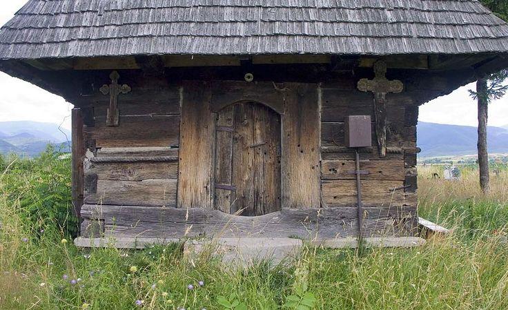 Stancesti BH.fatada V - Biserica de lemn din Stâncești, Bihor - Wikipedia