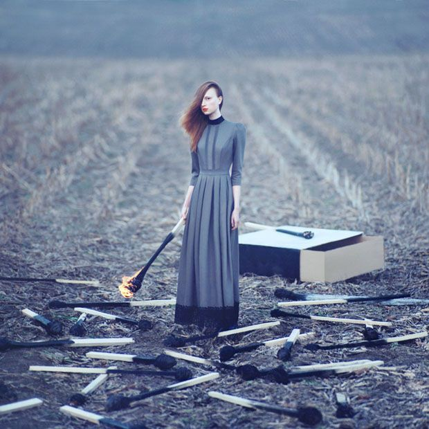 Oleg Oprisco is a photographer based in Ukraine whose magical, dreamlike photographs have been shared far and wide on the Internet. In an age where realistic photo manipulations are the secret sauce behind impossible images, Oprisco's work stands out for one simple mind-blowing fact: they aren't artificial digital manipulations.
