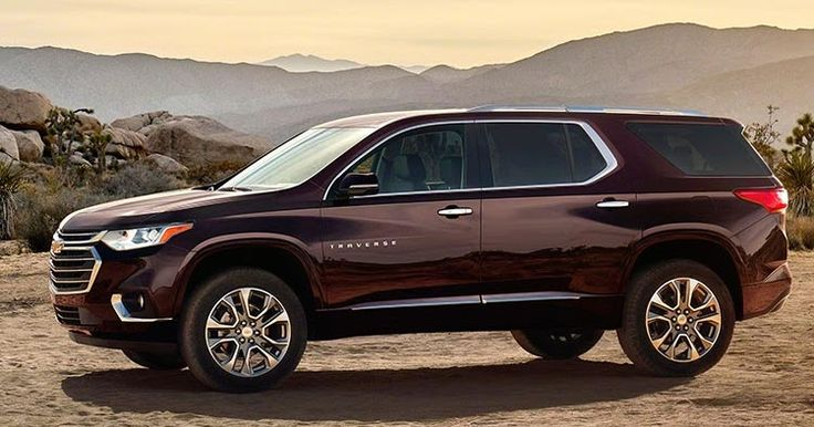 Novo Chevrolet Traverse 2018 preço