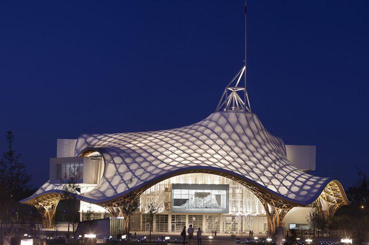 Bir Sanat Müzesi ; Pompidou-Metz - http://www.mimarimedya.com/bir-sanat-muzesi-pompidou-metz/
