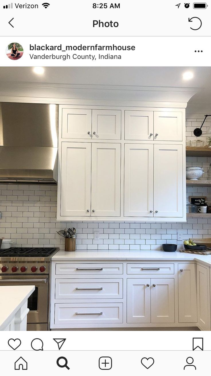 Double Stacked Cabinets With Chunky Trim Tiny House Kitchen Kitchen Cabinet Styles Top Kitchen Cabinets