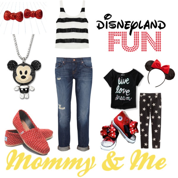 disneyland/ disney world outfits @Colleen Sweeney Sweeney Egan Disney World