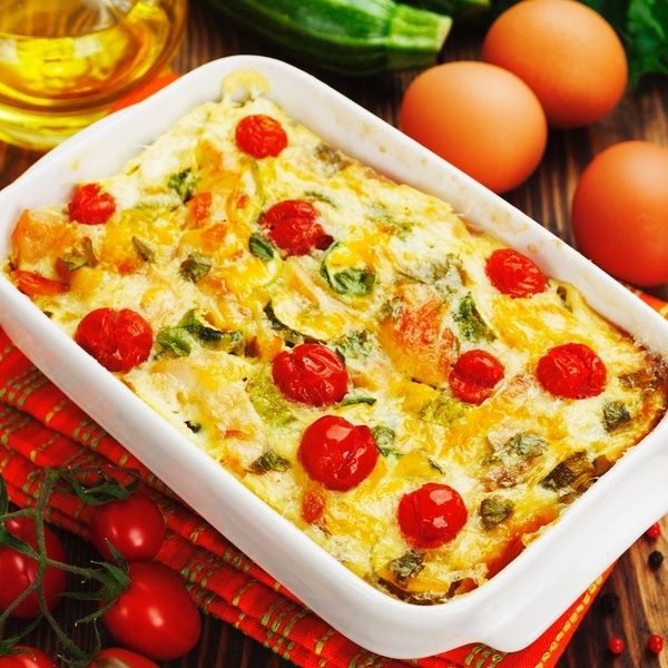 Chicken and Vegetable Casserole   15 Chicken Casserole Recipes For…   Work It, Mom!
