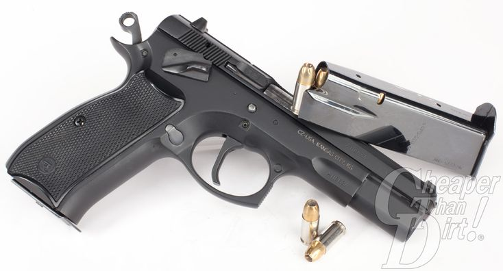 The CZ-75 has one of the most fascinating stories in firearm history. Developed covertly in Soviet Czechoslovakia, it became widely popular despite it coming from inside the Iron Curtain.