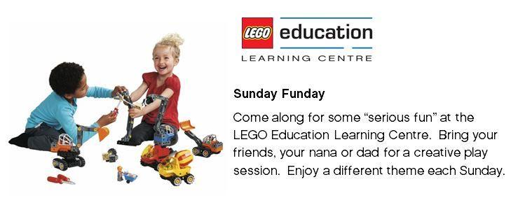 Lego learning centre in Brisbane