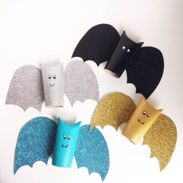 DIY funky chauves souris by Moma