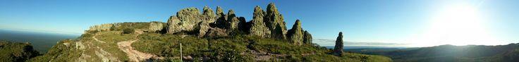 Serranias del Valle de Tucabaca Santa Cruz Bolivia.
