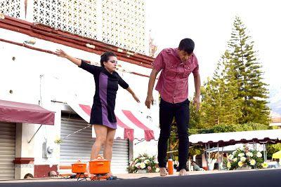 El Paredonjqn: Muestra Estatal de danza contemporánea.