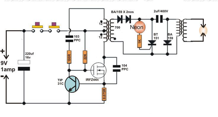 build electronic circuit online
