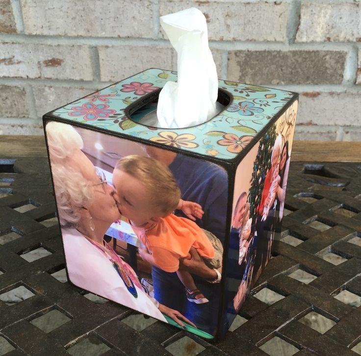 Nursing Home Gift Blog-Custom Made Wood Tissue Box Cover