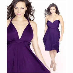 Infinity Wrap Dress for R585.00 (so many styles from one dress!)