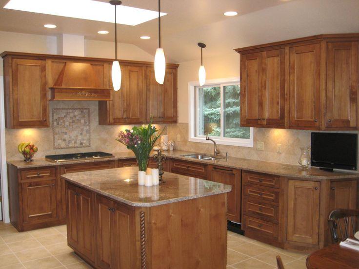 The 25+ best L shaped kitchen designs ideas on Pinterest   L ...