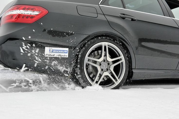 Foto Michelin Alpin (23) Neumaticos Michelin