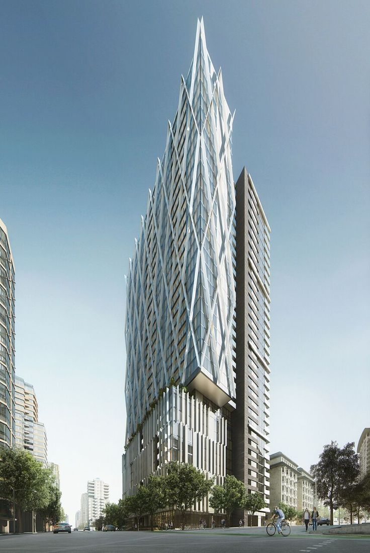8X Tower,GBL Architects Inc.,Vancouver