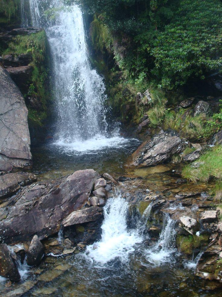 Waterfall / cascade - Tan y Blwch