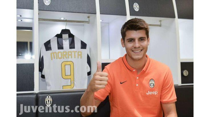 Morata discovers Juventus Stadium - Juventus.com