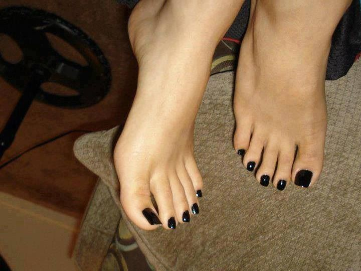 The greatest foot porn