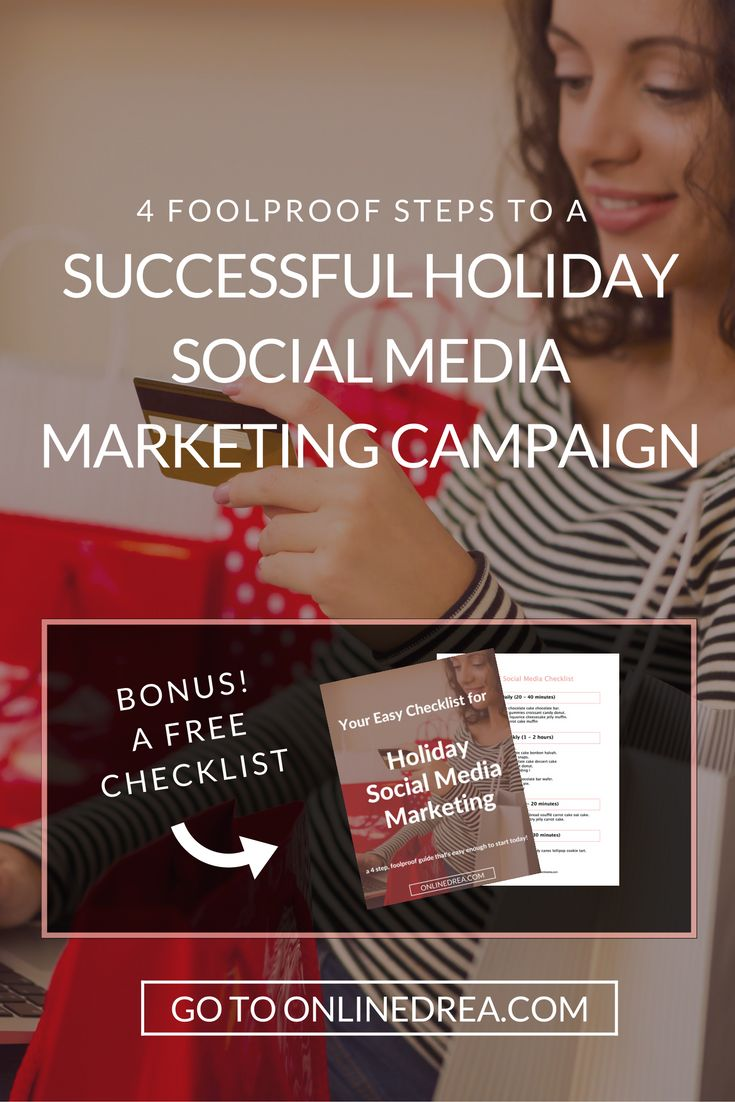 The time to start planning for a successful holiday campaign is now! Don't you…