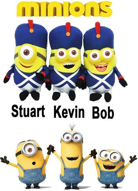 GRU az utóbbi idők egyik legkedveltebb rajzfilmje volt. Az ebben szereplő kis sárga figurák, a Minionok hamar a gyerekek kedvencei lettek. Olyannyira,...