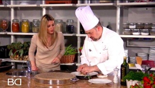 """Bastia e Dintorni con lo chef Moreno e Mirco Battistini all'interno del """"Teatro del gusto"""""""