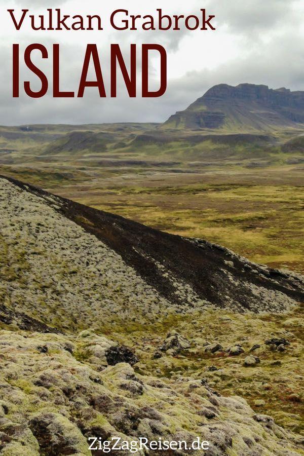 Vulkan Grabrok Island (Ringstraße) – Reisetipps + Bilder – ZigZag Reisen Reiseblog