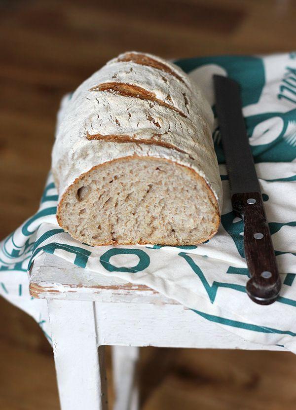 Chleb na zakwasie piwnym