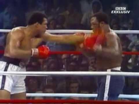 Tribute to the thrilla in Manila, the most brutal boxing fight in history. (Ali vs. Frazier)