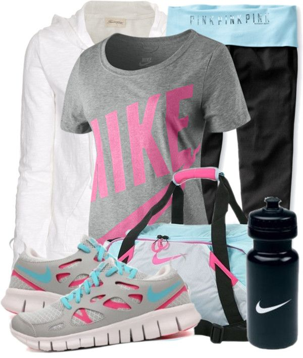 """""""Gym Candy"""" by qtpiekelso on Polyvore"""