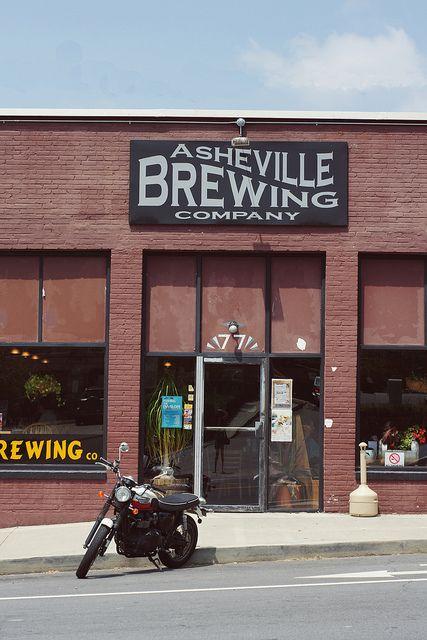 Asheville Brewing Company - Asheville, NC