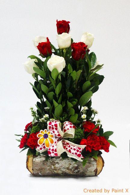 El amor y las rosas simpre van de la mano