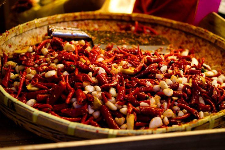Descubre los 10 platos o estilos cocina típicos de #China que se pueden encontrar en Shanghai