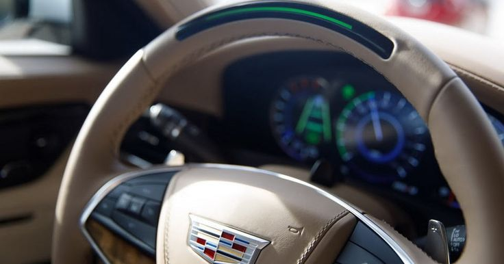 $71,290 Will Get You A Cadillac CT6 With Super Cruise #Autonomous #Cadillac