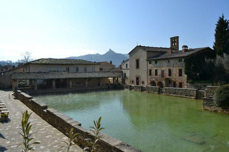 Bagnovignoni - Toscana